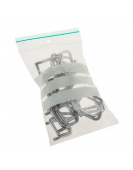 Grip seal bags 40x60mm writable