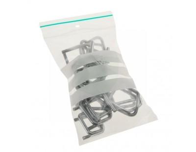Grip seal bags 40x60mm writable PE Film