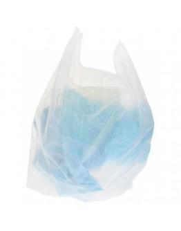 Shopper bags HDPE 28x14x48cm, 2000pcs