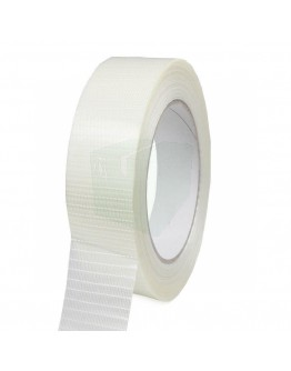 Filament tape 25mm/50m cross reinforced