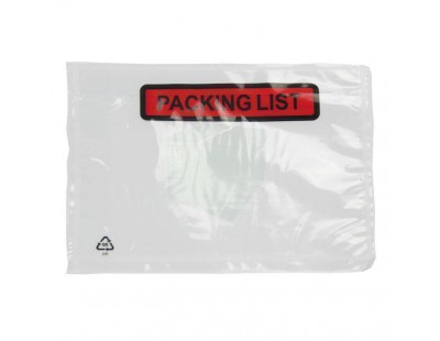 """Packing list envelopes """"Packing list"""" A5 225x165mm 1.000 pcs"""