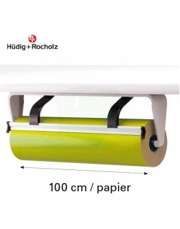 Roll Dispenser H+R STANDARD Undertable 100cm For Paper