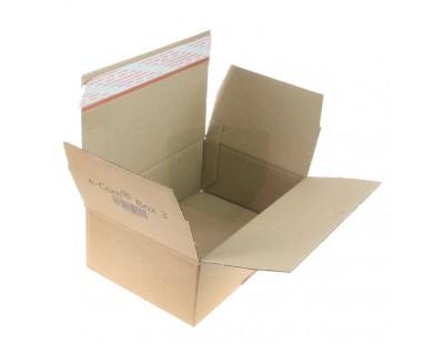 e-Com®Box3 - 230x160x80mm Shipping cartons