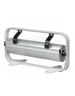 Roll dispenser H+R STANDARD frame 40cm for paper