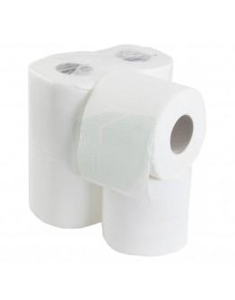 Toiletpaper FIX-HYGIËNE traditiona cellulose, 200 sheets per rol - 48 rolls