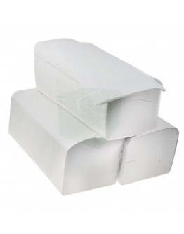Paper towel FIX-HYGIËNE Z-fold cellulose, 21x25cm - Box 20 pack