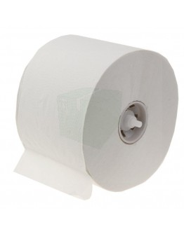 Toilet paper FIX-HYGIËNE doprol tissue white - Box 36x100m