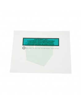 Packing list envelop BIO C6 162x120mm, 1000x