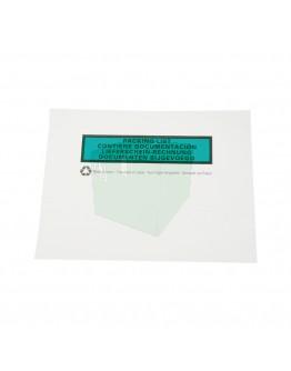 Packing list envelop BIO C6 162x120mm, 1000x