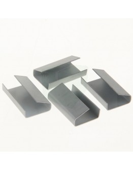 Strapping seals V40 13/30x0.5mm KU galvanised- 1000x
