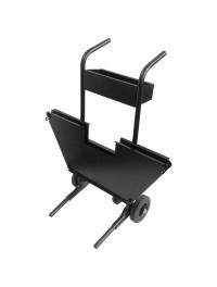 Steel strap carts